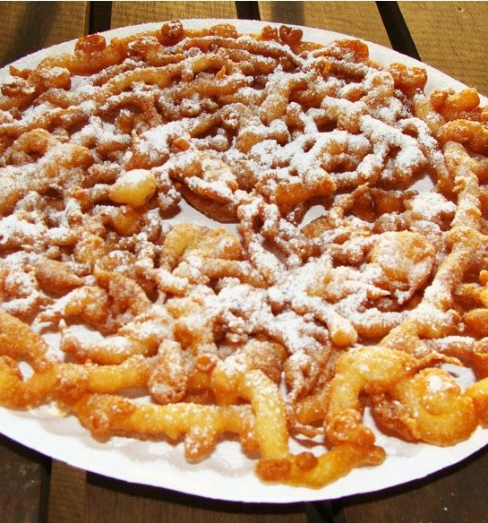 How to Make a Funnel Cake