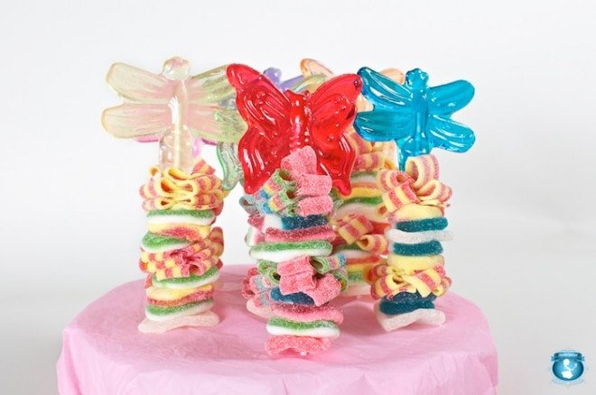 candy sweet skewer
