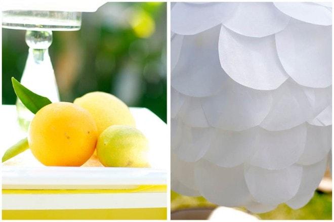 lemon ladies luncheon party picture 3