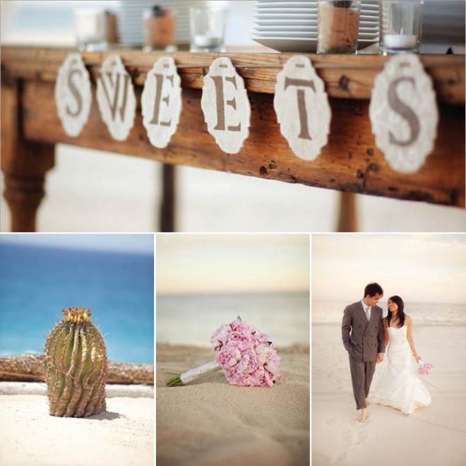 pink beachside wedding 3