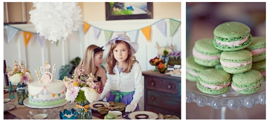 Vintage Birthday Party 5