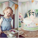 Vintage Birthday Party 1