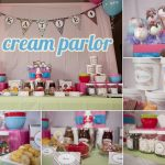 Ice Cream Parlor Party