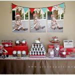 Sock Monkey 1st Birthday Party!