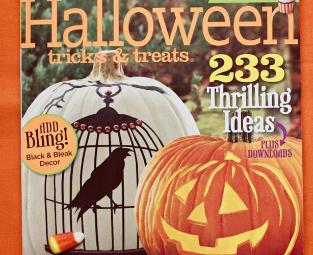 The Celebration Shoppe in Better Homes + Gardens Halloween!