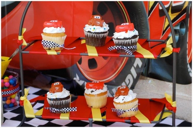 disney cars 2 birthday party 7