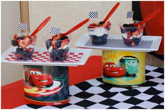 Disney Cars 2 Birthday Party 8