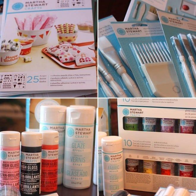 martha stewart multi-surface paints crafts