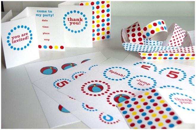 pool party printables free 6