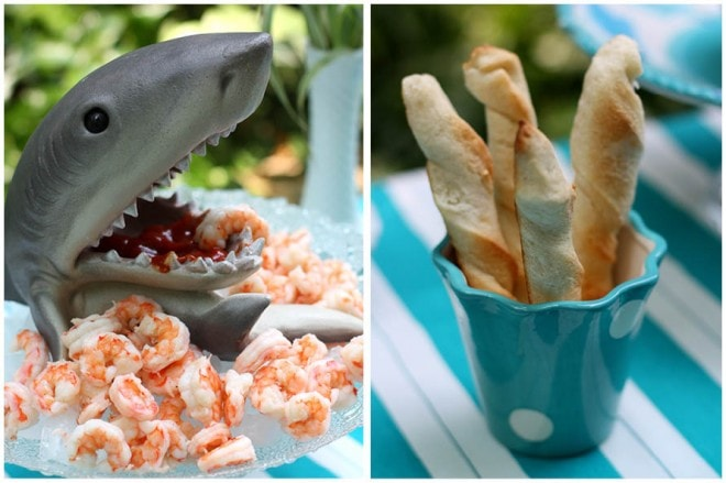 shark dinner party 4