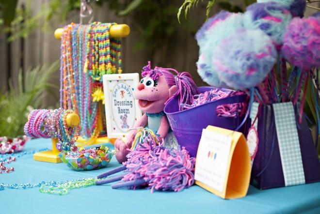 Sesame Street Chic 2nd Birthday Party