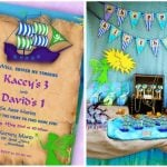 Pirates and Fairies Birthday Party!