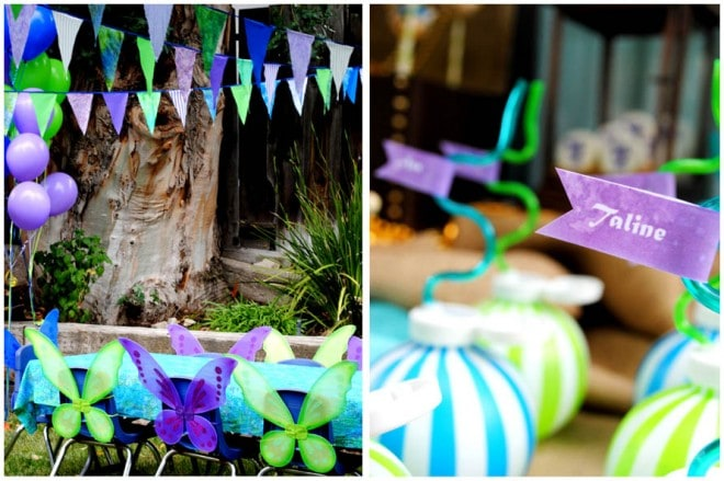 Pirates and Fairies party 7