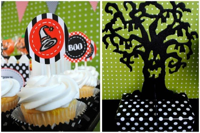 budget friendly diy halloween party picture 2