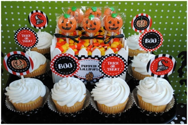 budget friendly diy halloween party picture 3