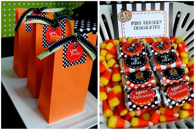 budget friendly diy halloween party picture 4