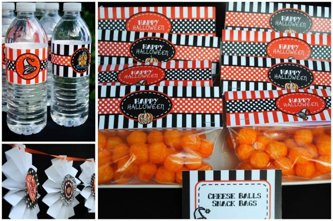 budget friendly diy halloween party picture 5