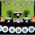 Budget-Friendly Halloween Tablescape!