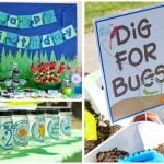 bug 2nd birthday party decorations picture 1