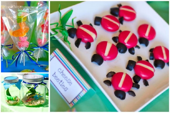 bug 2nd birthday party decorations picture 4