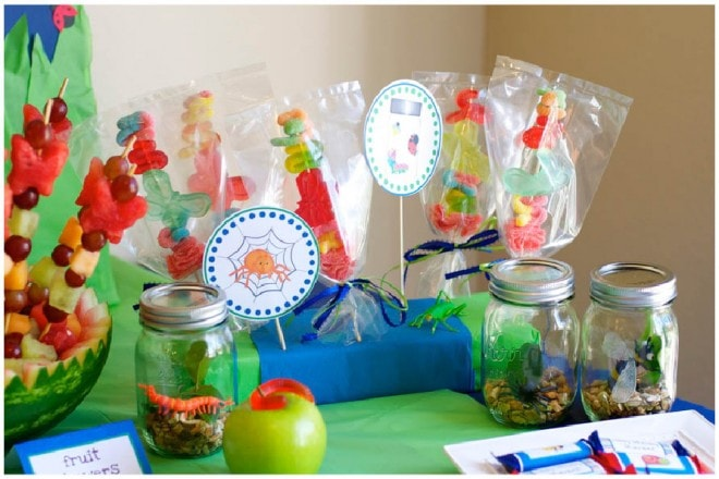 bug 2nd birthday party decorations picture 5