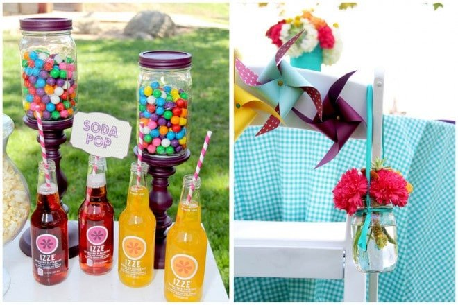 carnival themed wedding ideas