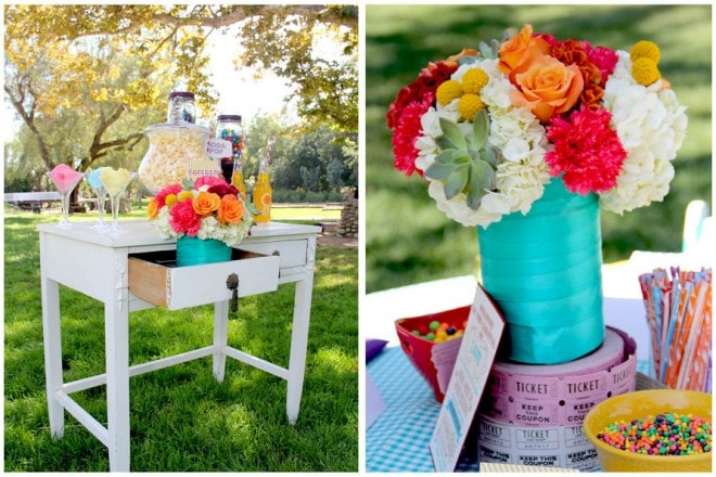 carnival themed wedding ideas 7
