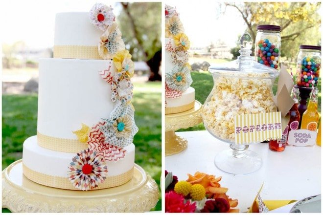 carnival themed wedding ideas 7