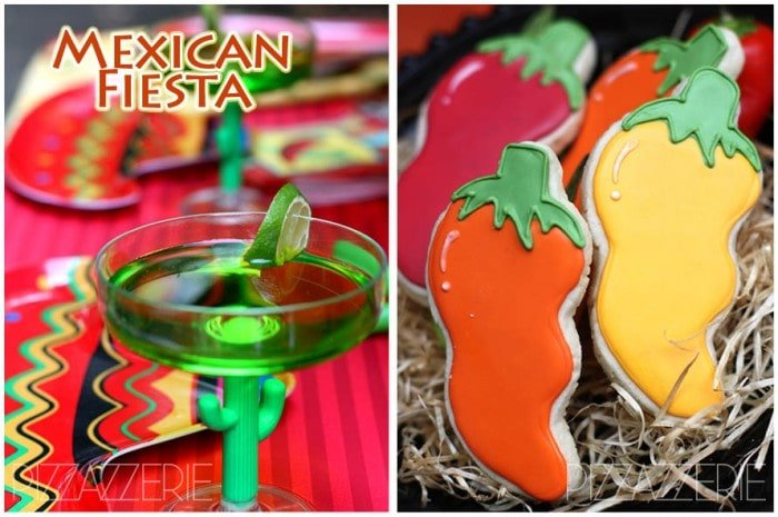 Host a Mexican Fiesta Party!