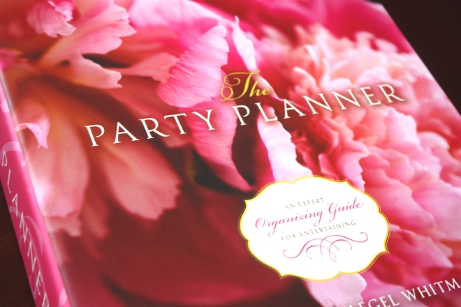 the party planner book