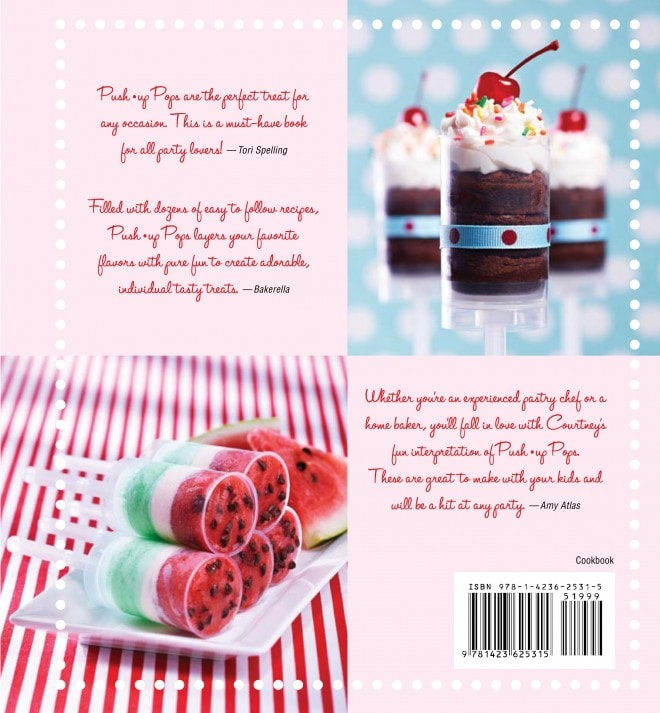 Push Up Pops by Courtney Dial Whitmore