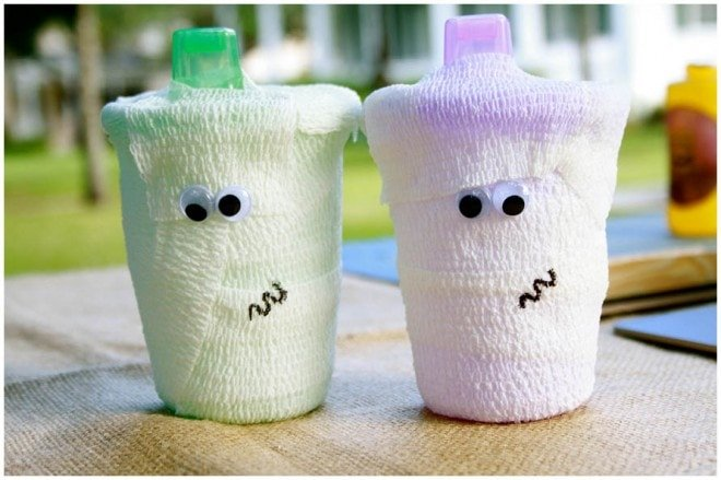 mummy sippy cups how to