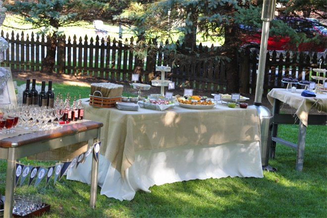 fall baby-q barbecue bash