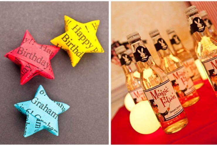 Abracadabra…It's a MAGIC Themed Birthday Party!