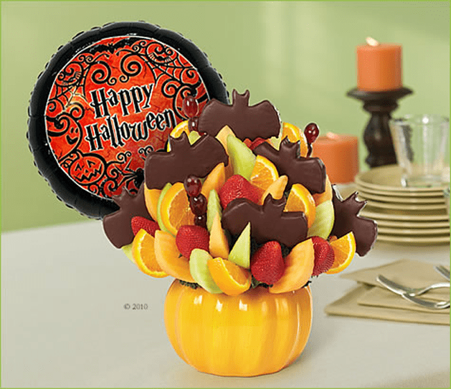 Boo Tiful Halloween Treats From Edible Arrangements