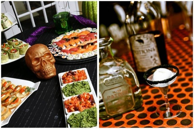 Haunted House Warming Halloween Party Pizzazzerie
