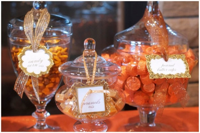 lil pumpkin baby shower treats
