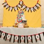 Abracadabra…It's a MAGIC Themed Birthday Party!