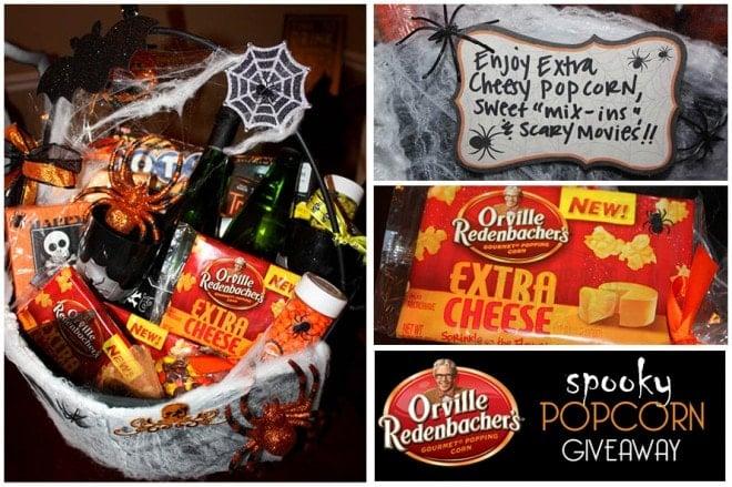 Orville Redenbacher's Halloween Giveaway!