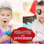 princesses and pirates