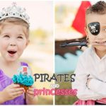 Pirates and Princesses Party!
