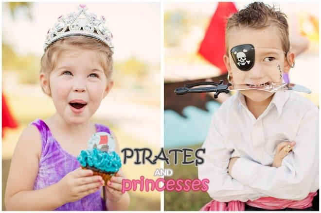 princesses and pirates
