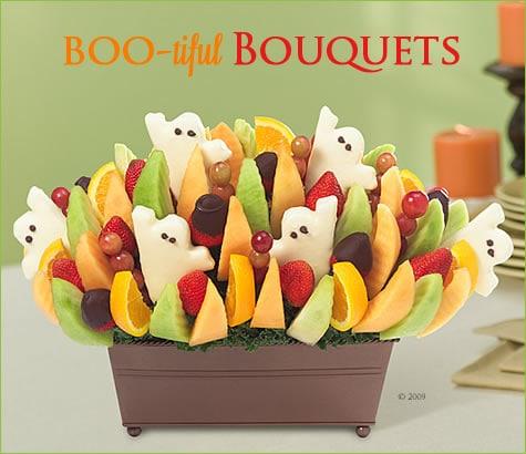boo tiful halloween treats from edible arrangements