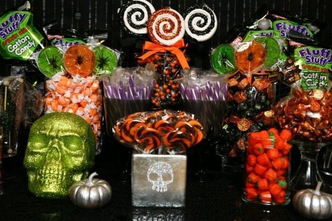 haunted halloween housewarming party