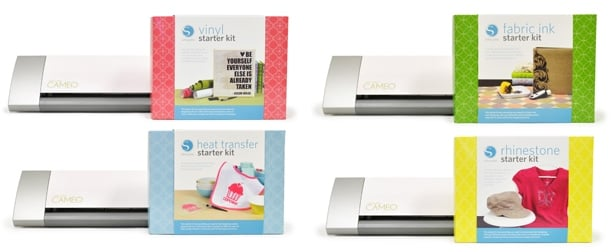 starter kits for silhouette cameo