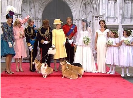 Today Show goes Royal for Halloween!
