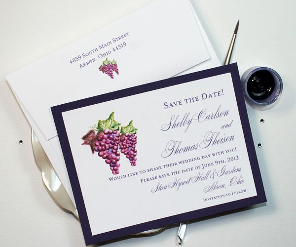 Win $150 to My Personal Artist: Hand Painted Save-the-Dates, Invitations, + more!
