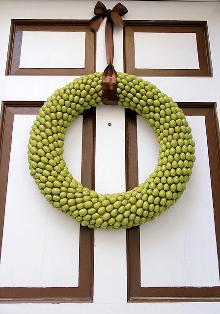 acorn fall wreath