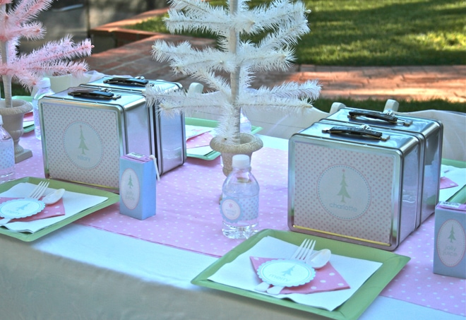 {Real Party} Pink Trim-A-Tree!