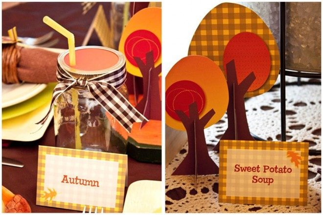 fall harvest party design by piggy bank parties 1